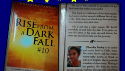 Dheerika Pandey – Our budding Author