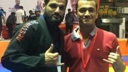 Gold Medal in National Grappling Championship