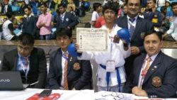 Kai National Karate Championship Winner