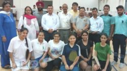 Inter – School Badminton Tournament